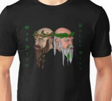 The Oak And Holly Kings Unisex T-Shirt
