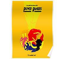 Go Go Power Rangers! Poster