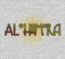 Alohomora - Harry Potter spells One Piece - Short Sleeve