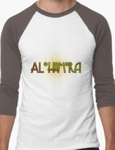Alohomora - Harry Potter spells Men's Baseball ¾ T-Shirt