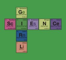 SCIENCE GIRL - Periodic Elements Scramble! by dennis william gaylor