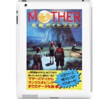 Mother (NES) Japanese Cover iPad Case/Skin