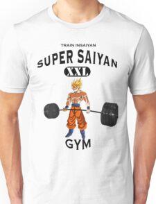 Super Saiyan Gym Unisex T-Shirt
