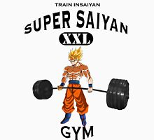 Super Saiyan Gym Unisex T-Shirt