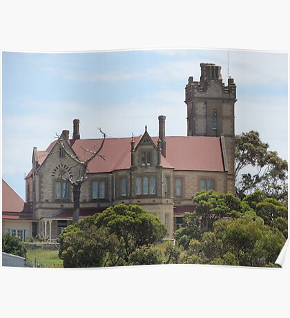 McBreckan Castle Poster