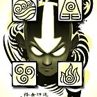 Avatar the Last Airbender Elements Yellow by AvatarYangchen