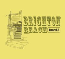 Brighton Beach Kids Tee