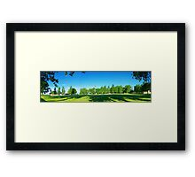 Historic Fort Sisseton Framed Print