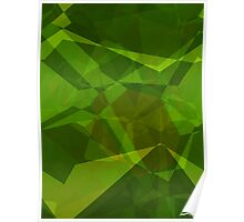 Abstract Polygons 138 Poster