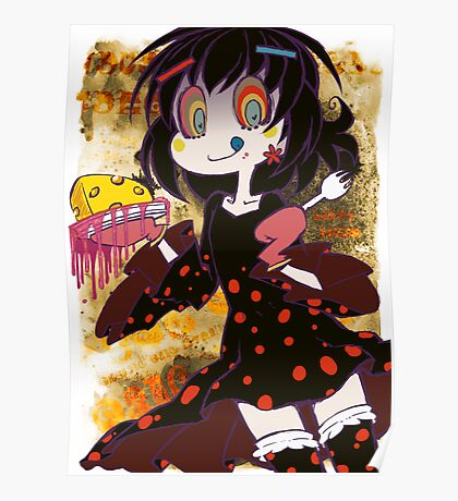 (LTD) Magical Girl Collection X - Dessert Witch Poster