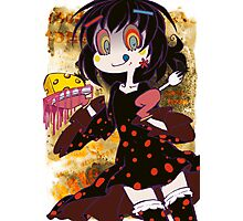 (LTD) Magical Girl Collection X - Dessert Witch Photographic Print