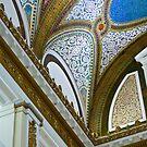 Macy's Ceiling Closeup by Adam Bykowski