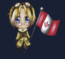 Chibi Canada One Piece - Long Sleeve