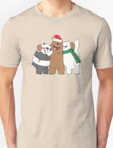 BEARY CHRISTMAS. T-Shirt