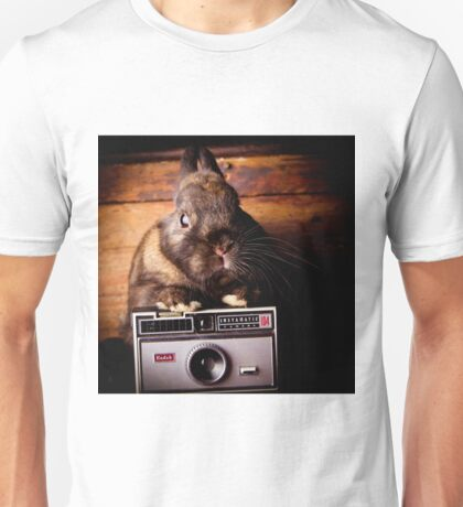honey bee snap  Unisex T-Shirt