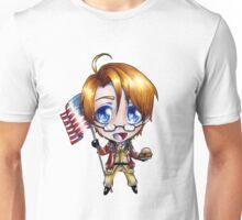 Chibi America Unisex T-Shirt