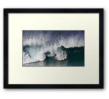 The Art Of Surfing In Hawaii 11 Framed Print