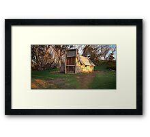 Wallaces' Dawn Framed Print
