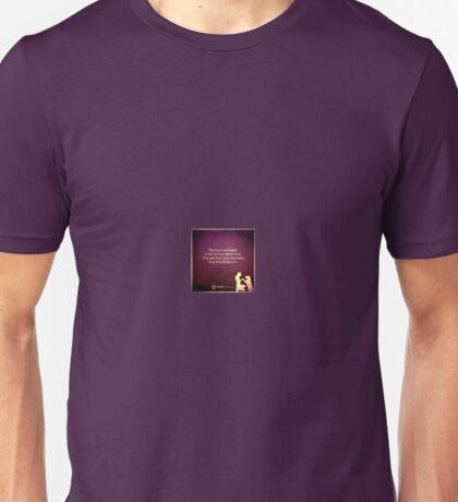 Bonheur Unisex T-Shirt