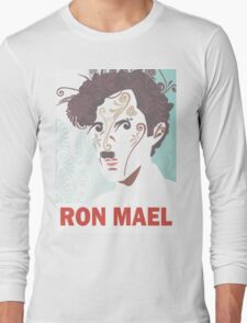 RON MAEL natural pattern design Long Sleeve T-Shirt