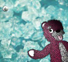 Breaking Bad Pink Teddy by Gvantsa