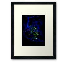 ©NLE Aureal Mix II Framed Print