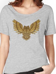 Wise one in the trees Women's Relaxed Fit T-Shirt