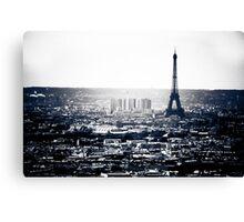 Eiffel Canvas Print