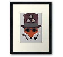 The Fox and the Lad Framed Print