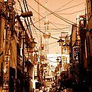 Skytree, Tokyo by Shannon Friel