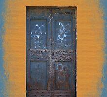 Blue Door by Karen Lewis