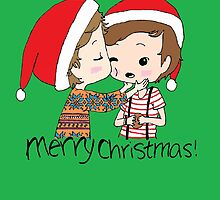 Merry Christmas Larry Stylinson by zatanna103