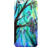Trees - Snowfall iPhone Case/Skin