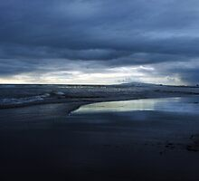 Cloudy Newport by A. Duncan