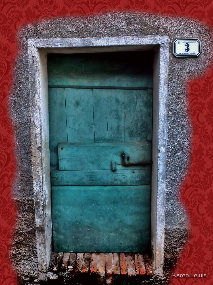 Number Three by Karen Lewis