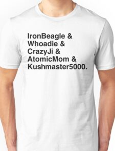 Armada Players Unisex T-Shirt