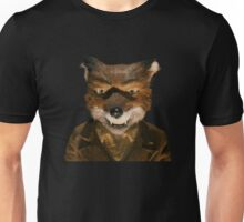 Angry Mr. Fox Unisex T-Shirt