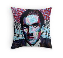 Ron Mael is awesome Throw Pillow