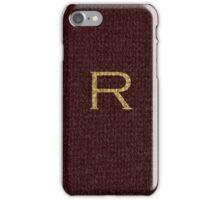 Ron's Sweater iPhone Case/Skin