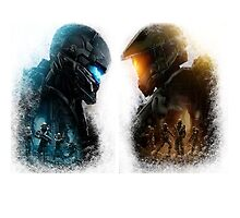 Halo 5 Guardians by Wargamerz