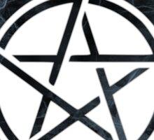 Anti-Possession Sigil- Black Sticker