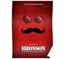 Charles Bronson Red  Poster