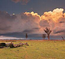 Mount Tarampa by Matt Duncan