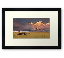 Mount Tarampa Framed Print