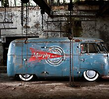Murphy Panel Van by Steve Sharp