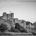 Dover Castle by David Wellbelove