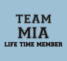 Team MIA, life time member Kids Clothes