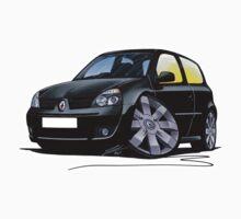 RenaultSport Clio 182 Black by Richard Yeomans