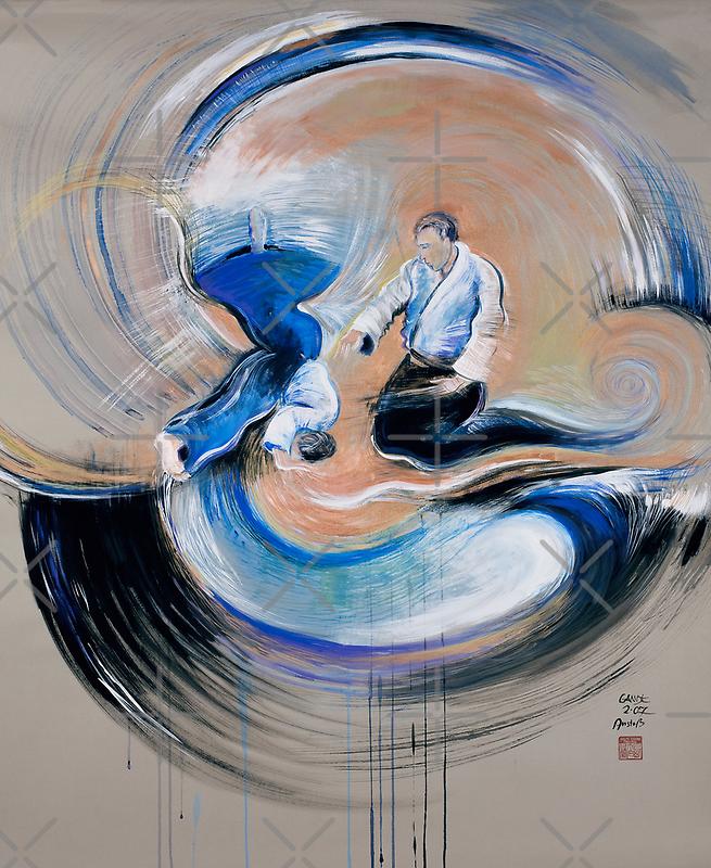 Impulse - Aikido by Sylke Gande