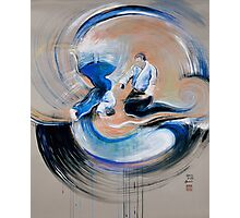 Impulse - Aikido Photographic Print